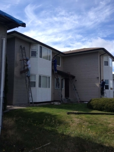 House painting, Burnaby, during 504
