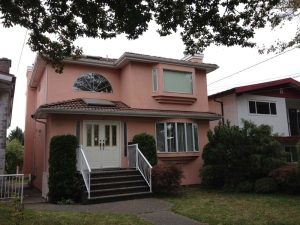 House painting, Vancouver, after