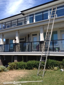 House painting, White Rock