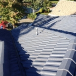 Roof2 painting, Coquitlam, after